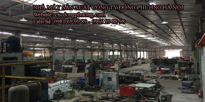 Các cơ sở mộc tại An Giang, Sóc Trăng tin dùng máy điêu khắc gỗ Đông Phương