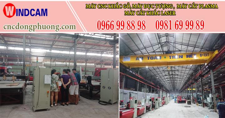 Đơn vị cung cấp máy cnc plasma - máy cắt kim loại hiện đại2