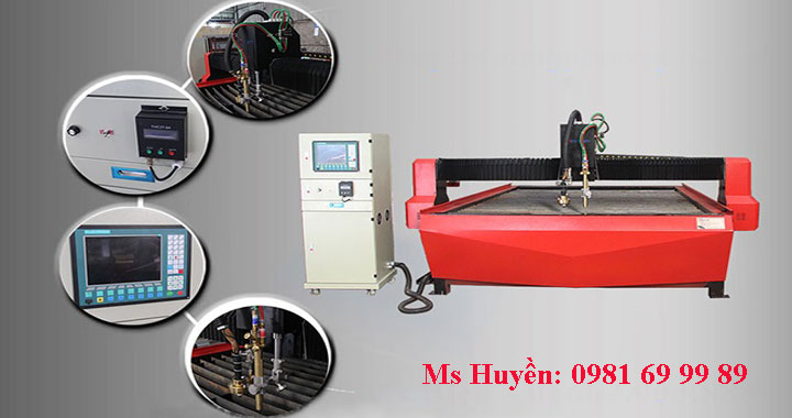 Đơn vị cung cấp máy cnc plasma - máy cắt kim loại hiện đại3