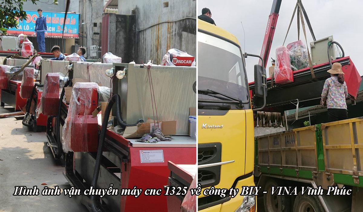 {Tin cậy} BDY VINA đầu tư 5 máy cnc quảng cáo, máy cnc 1325 tại Đông Phương1