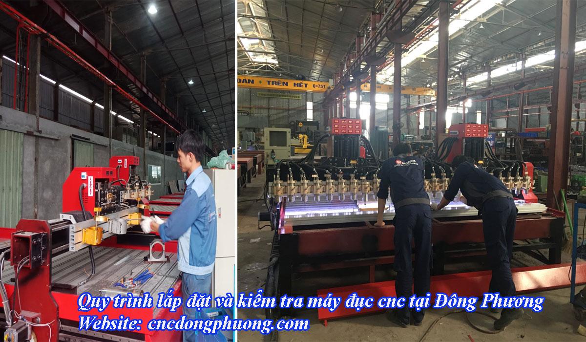{Tin cậy} BDY VINA đầu tư 5 máy cnc quảng cáo, máy cnc 1325 tại Đông Phương2