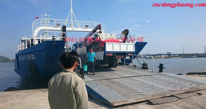 Hành trình vận chuyển máy đục cnc 3d 1325 về Phú Quốc, Kiên Giang4