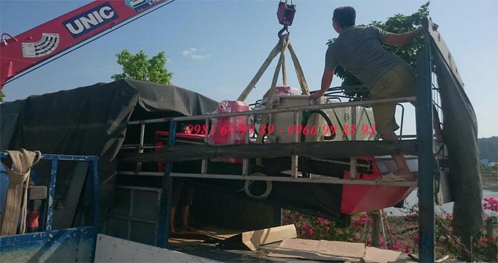 Hành trình vận chuyển máy đục cnc 3d 1325 về Phú Quốc, Kiên Giang7