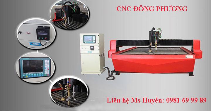 Điểm nổi trội của dòng máy cắt plasma kết hợp oxi gas Đông Phương