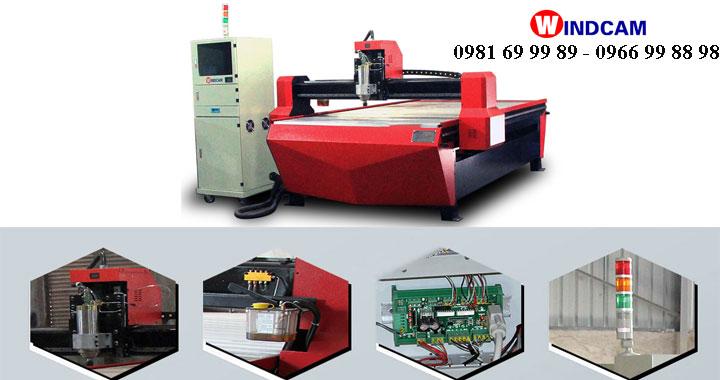 Máy cnc cắt ván công nghiệp, máy cắt quảng cáo tại Đông Phương1