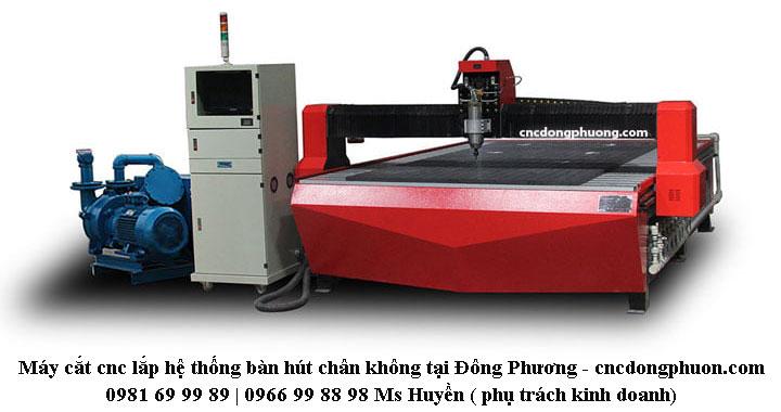 Máy cnc cắt ván công nghiệp, máy cắt quảng cáo tại Đông Phương4