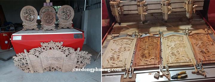 Đông Phương sản xuất máy cnc chạm gỗ,tư vấn giải pháp kỹ thuật châu Âu5