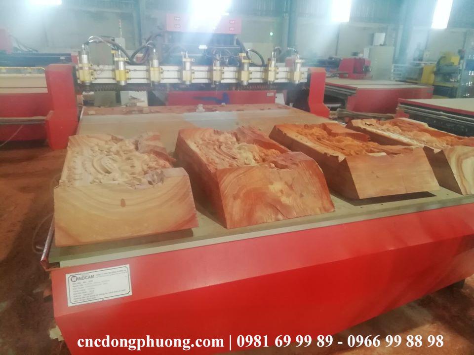 {Giả đáp}Cấu hình máy đục cnc gỗ Đông Phương cải tiến năm 20203