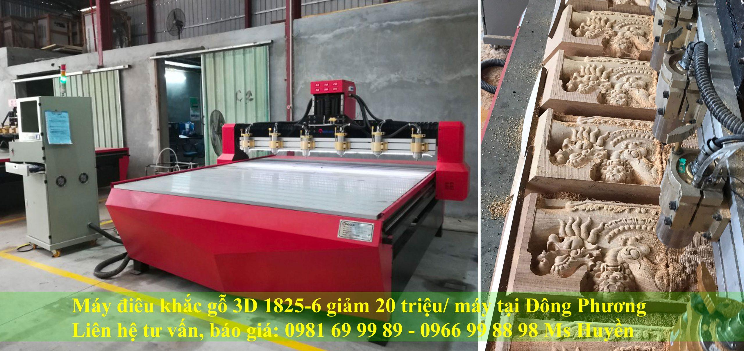 Đông Phương hợp tác cung cấp máy cnc gỗ cho các doanh nghiệp tại Bình Dương7
