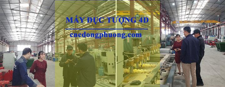 Giá máy đục tượng gỗ 4D tại Bình Định bao nhiêu?