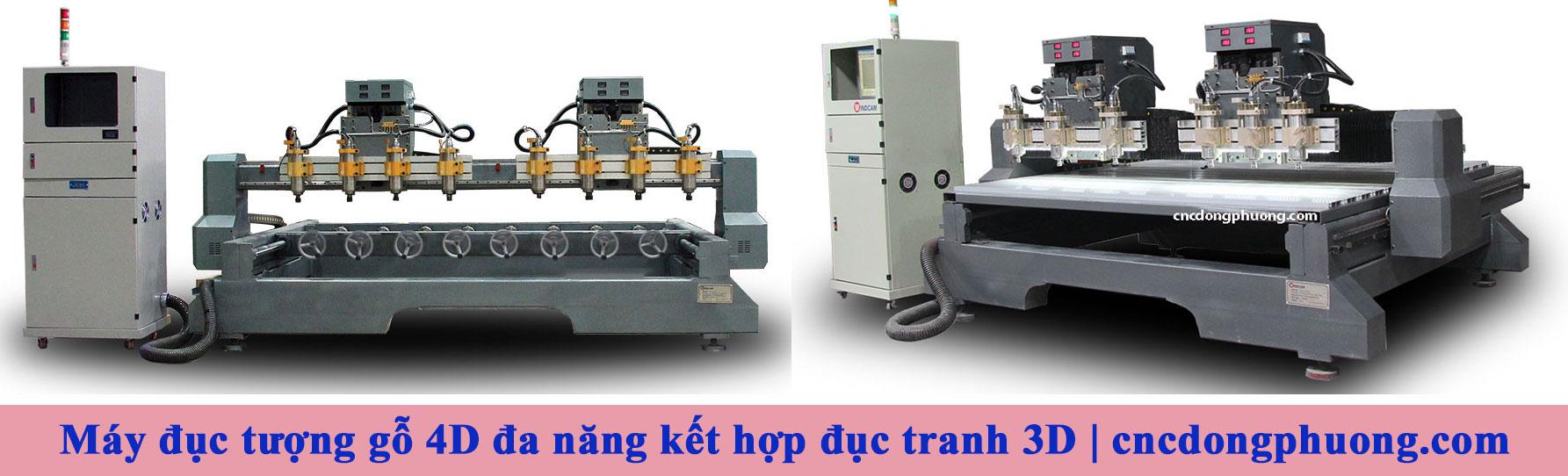 Giá máy đục tượng gỗ 4D tại Bình Định bao nhiêu?1