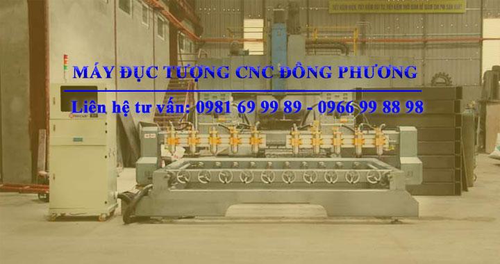 Mua bán máy đục tượng cnc - máy cnc 4 trục tại Ninh Bình, Nam Định