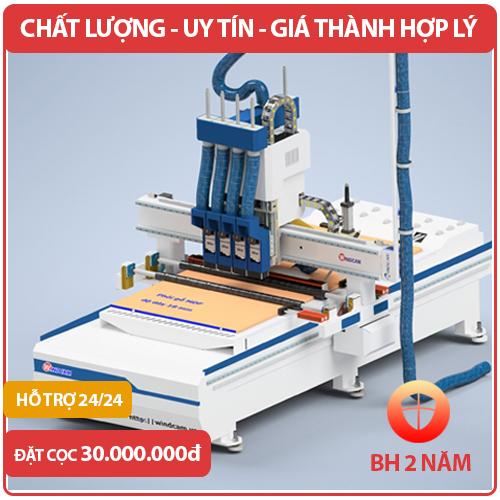 Máy CNC trung tâm cắt gỗ